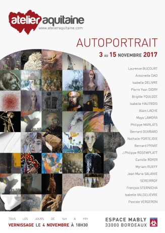 affiche Expo AA Mably 2017