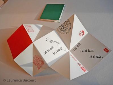 Livret Origami Poésie