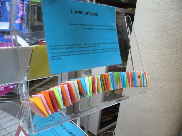 Livre-origami